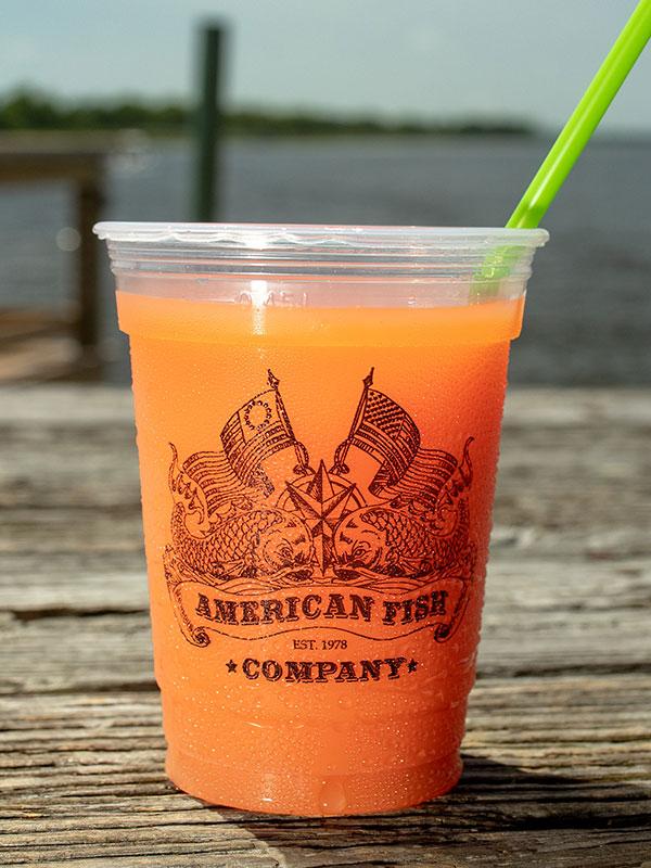 American Fish Co  - Southport NC Bars