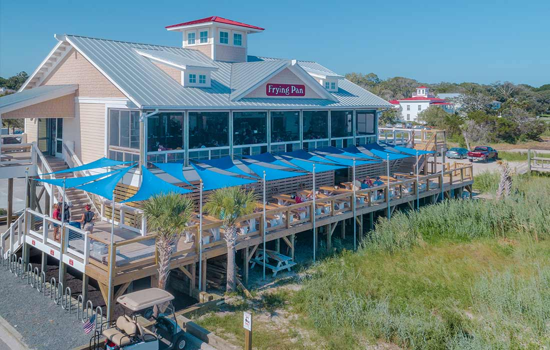 American Fish Co Southport Nc Bars